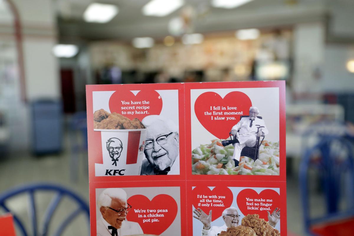 Fast Food Valentine's Day