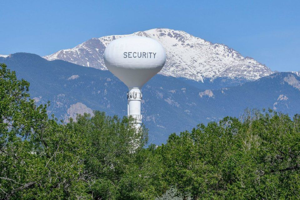 Security Water Tower