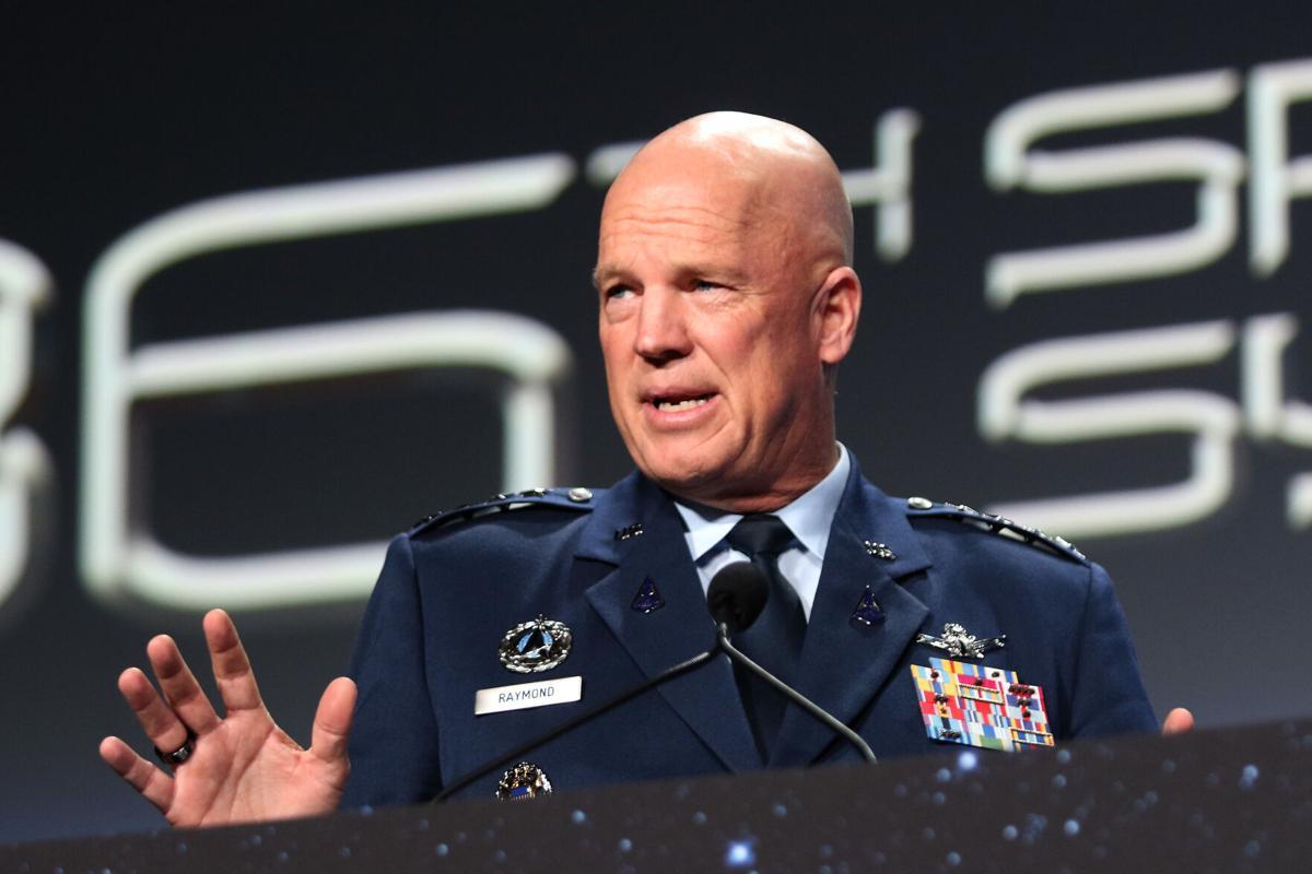 "Gen. John ""Jay"" Raymond - Space Symposium"