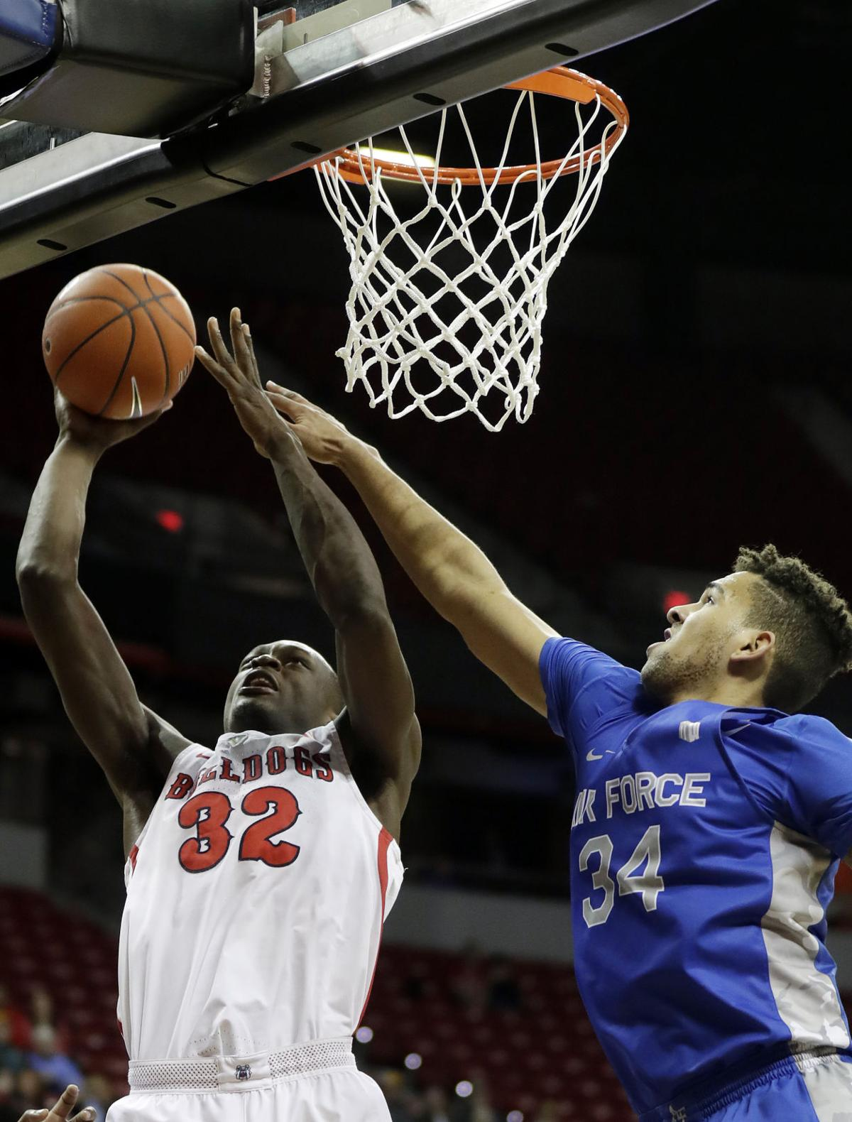 MWC Air Force Fresno St Basketball
