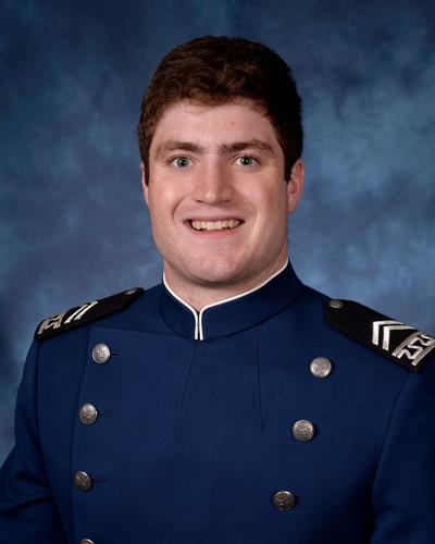 Air Force linebacker Jack Flor a breath of fresh air for media