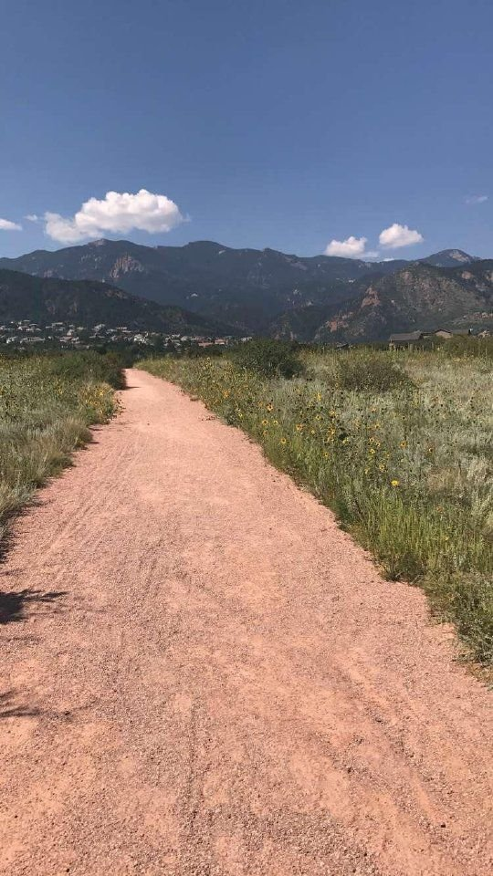 Story of Survival: My first run in Colorado