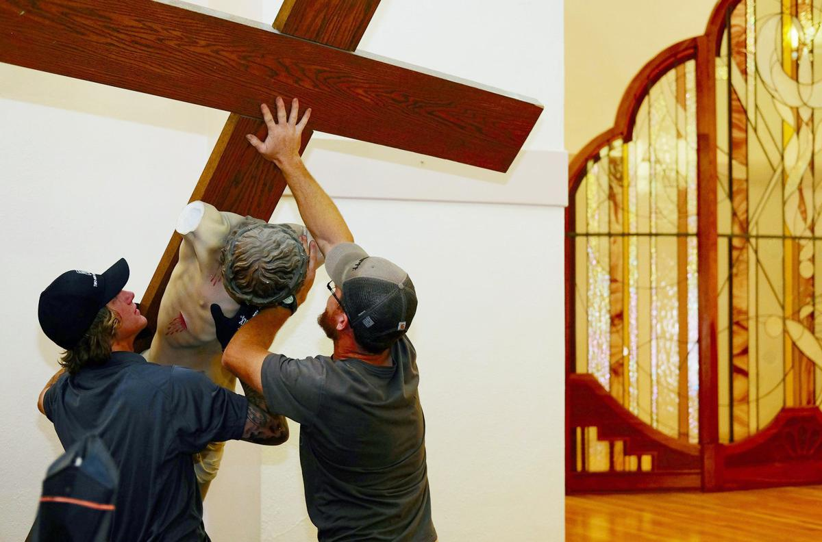 Renovations to carry Sacred Heart Church in Old Colorado City through next century