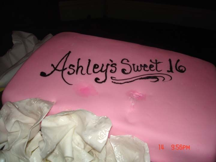 Awesome Area Girl Lives Dream At Super Sweet 16 Colorado Springs News Funny Birthday Cards Online Necthendildamsfinfo