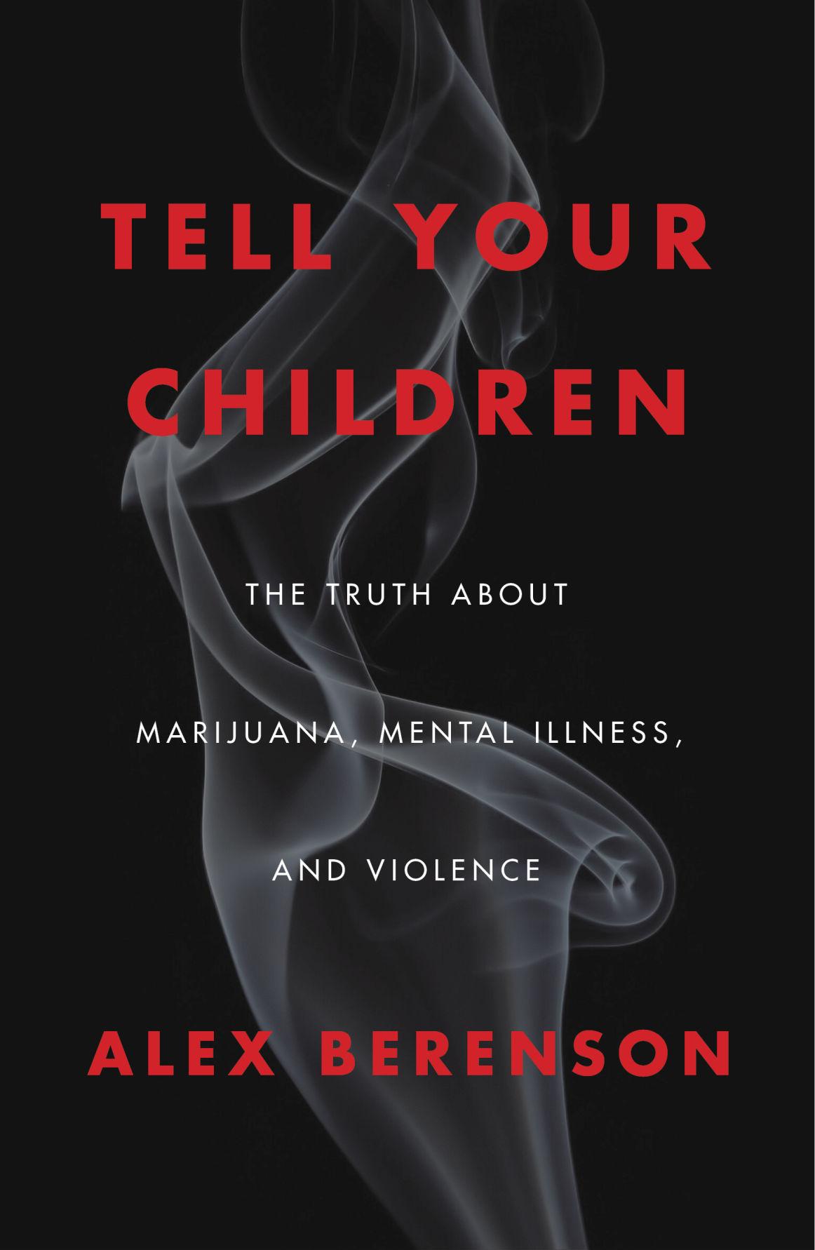 Alex Berenson's new book.