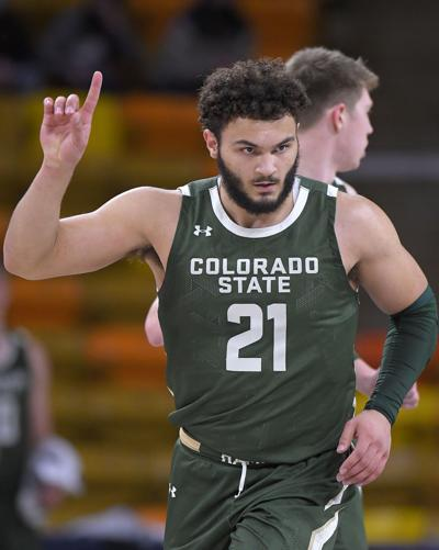 Colorado St Utah St Basketball