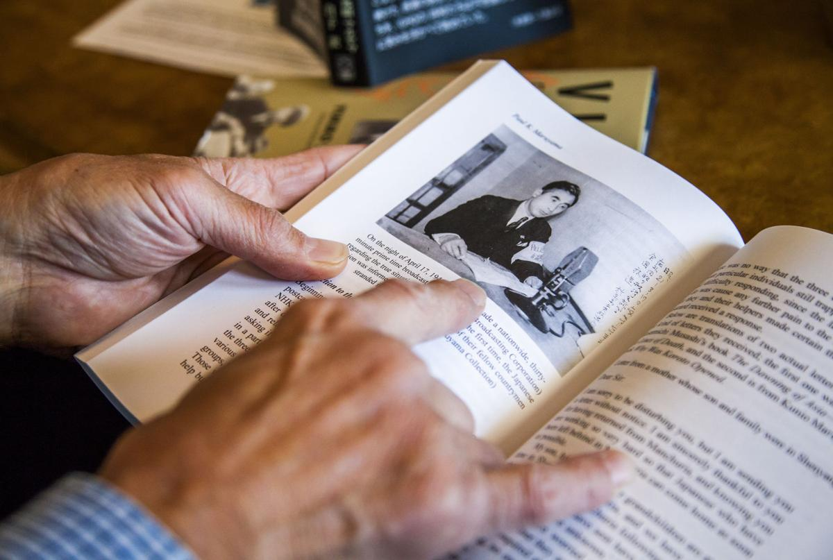 Colorado Springs man's book tells little-known story of Japanese after WWII