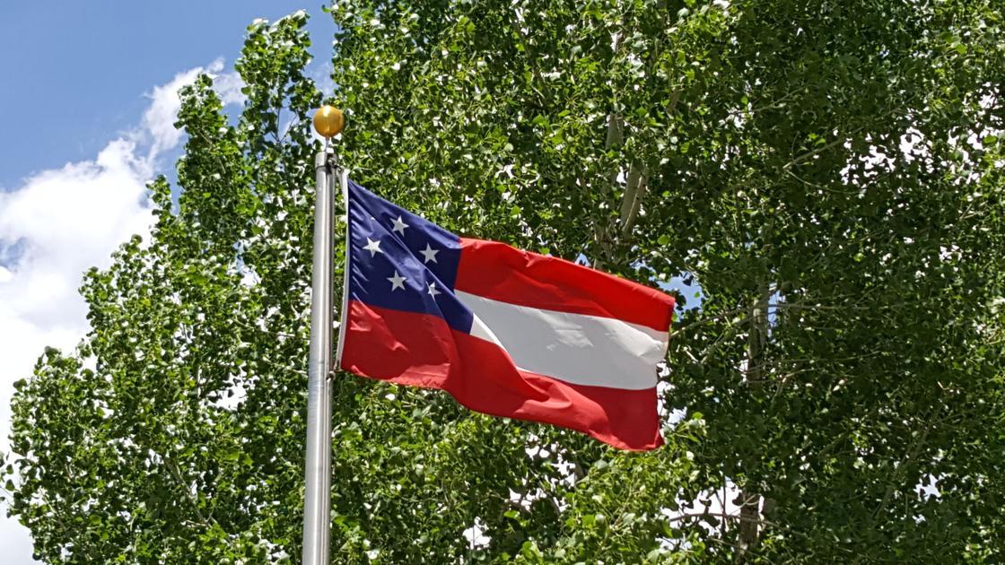 David Ramsey: Confederate flags fly over Colorado rebel graves