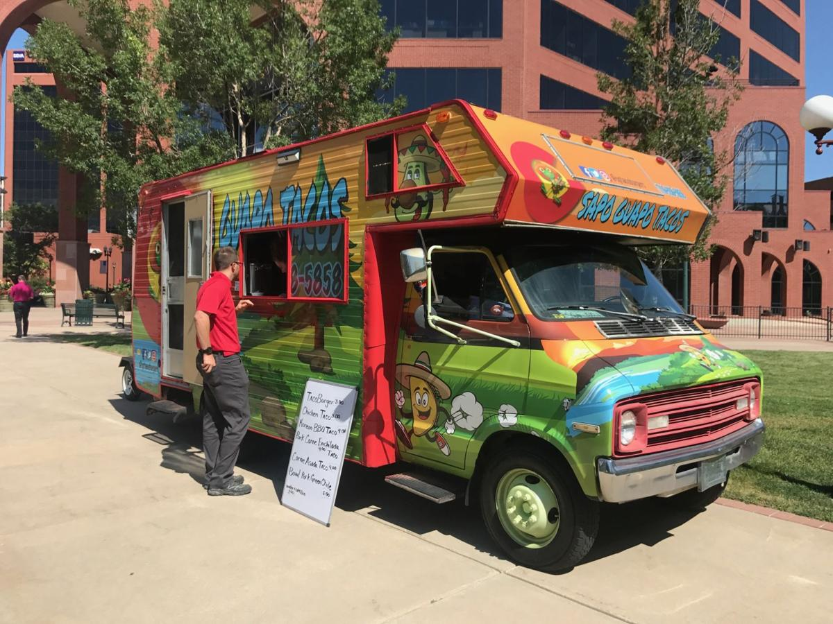 Colorado Springs Food Truck Tuesdays back by popular demand