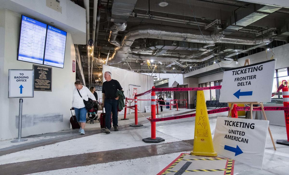 airport repairs