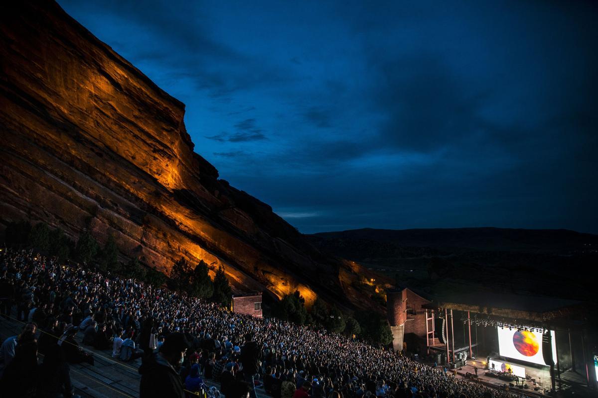 Red Rocks Amphitheatre 2019 Concert Lineup Ae Gazettecom