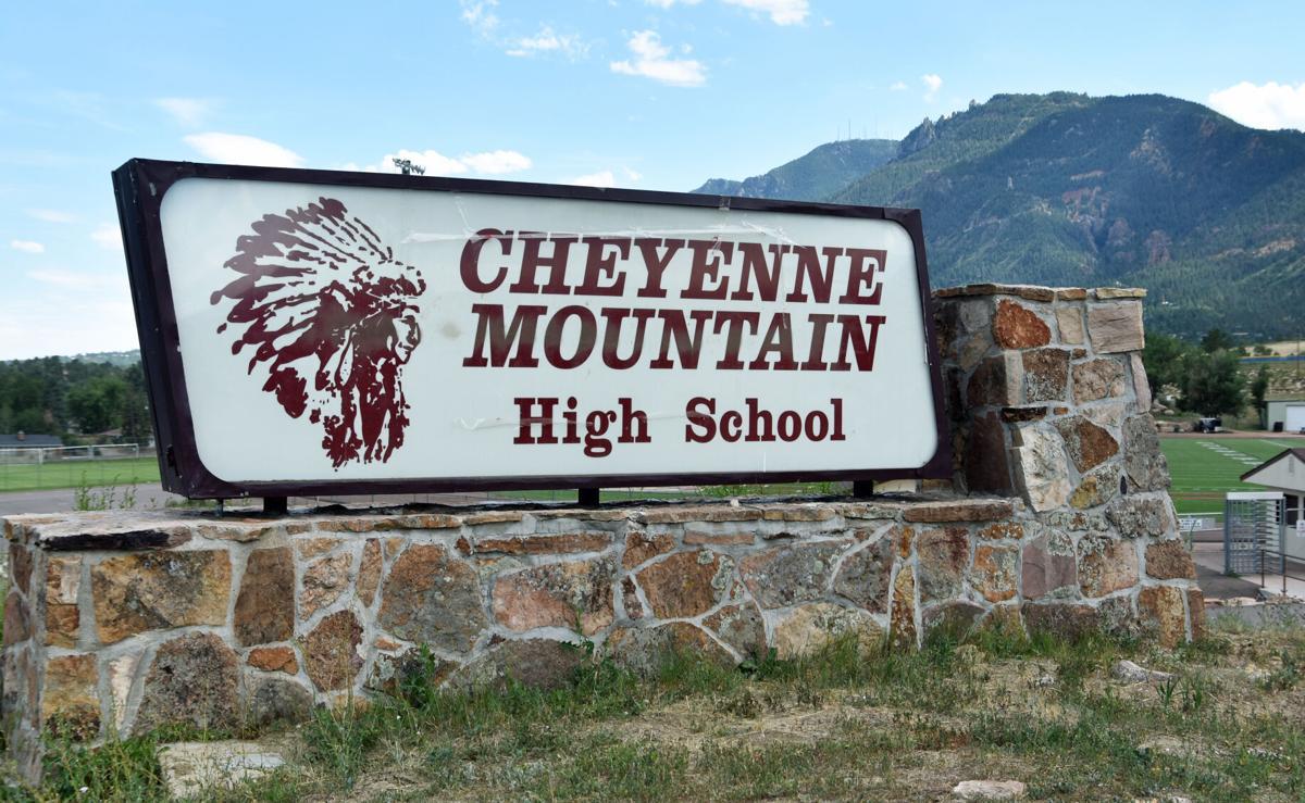 Cheyenne Mountain High School sign.jpg