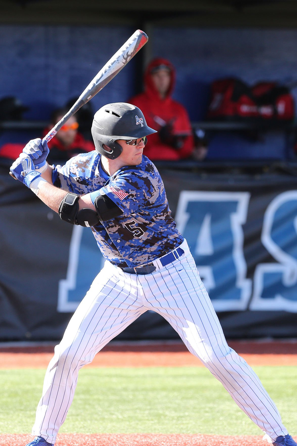 Air Force baseball, powered by slugger Nic Ready, on track for a record season