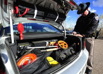 The things Colorado State Patrol troopers carry on the job