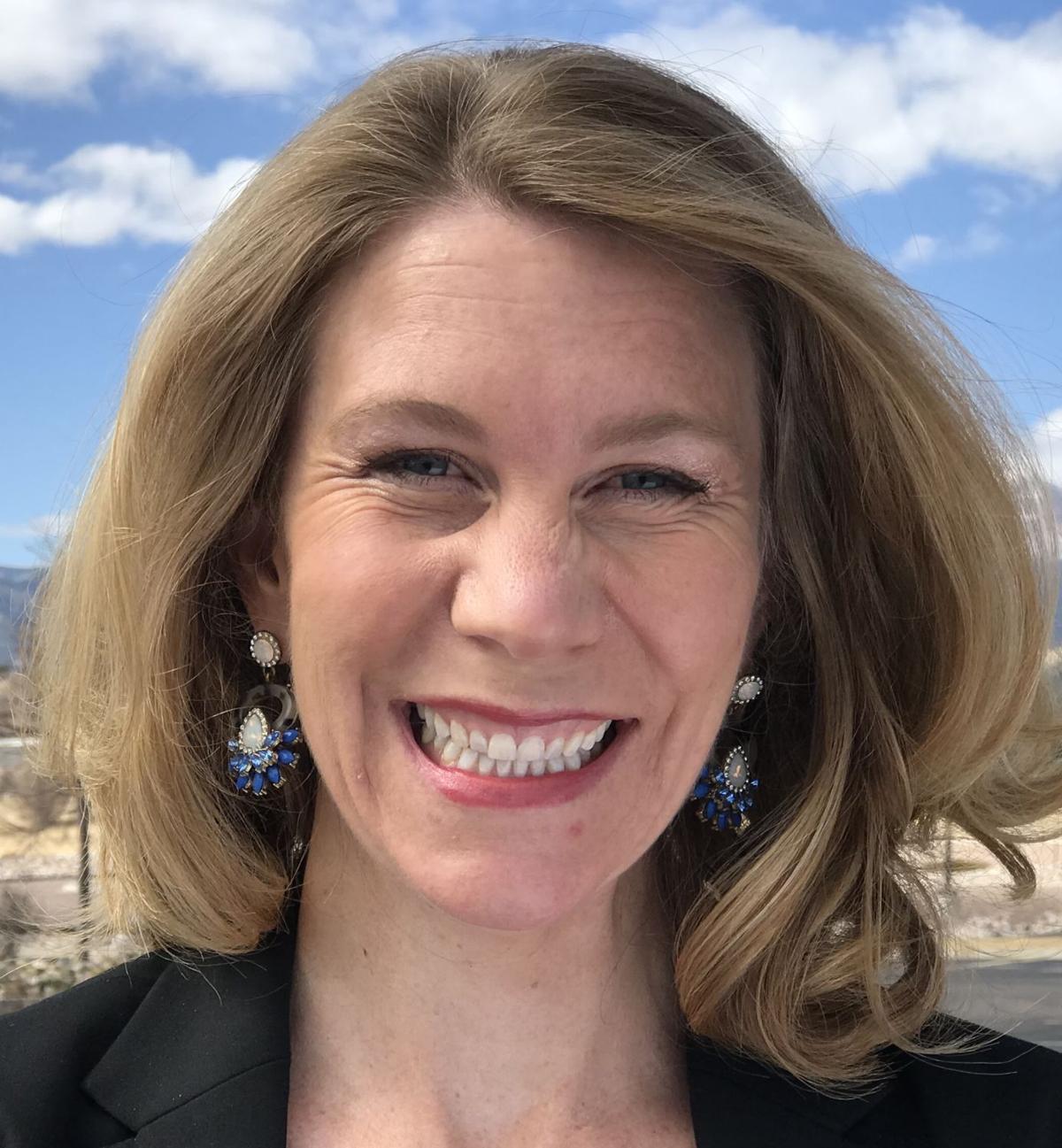 Colorado Springs Movers & Shakers: Kate Faricy Maiurro