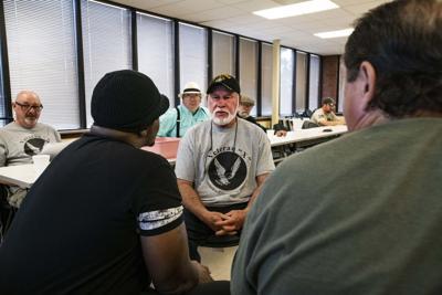 Mt. Carmel Veterans Service Center - mental health session