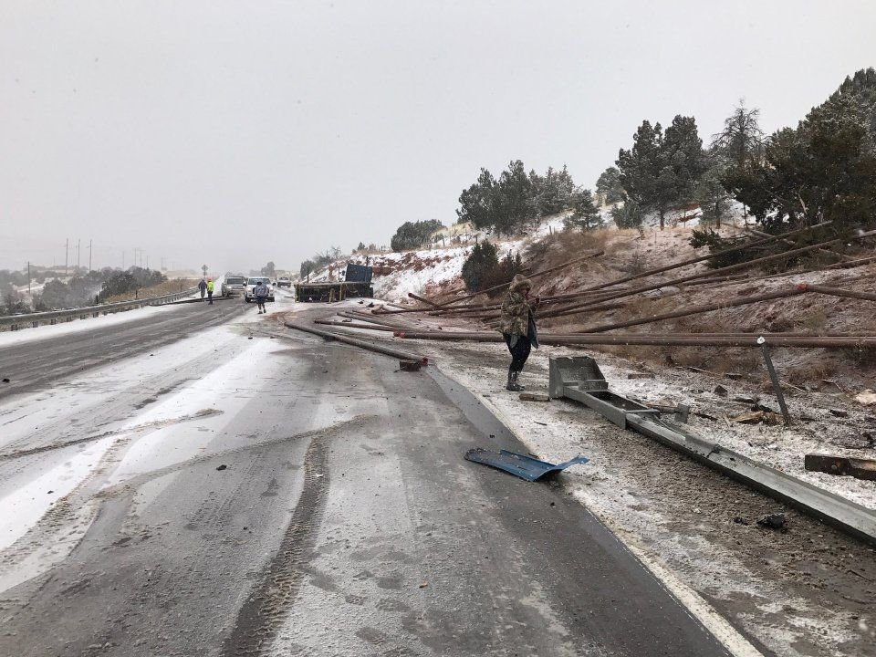 Thursday's traffic: Woman, 57, dies in 3-vehicle crash on U.S. 50 west of Cañon City