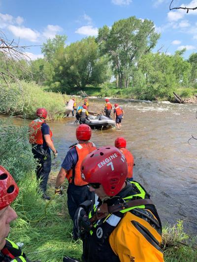 River rescue 070419