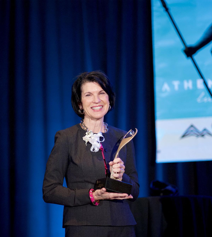 Karla Grazier 2019 ATHENA Award