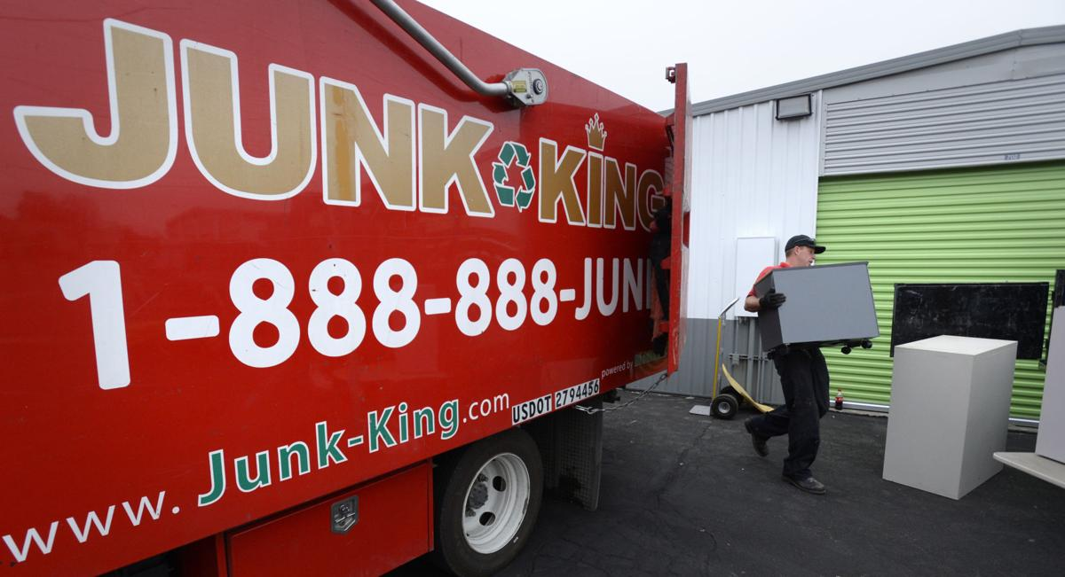 Finding treasures for others the pride of Colorado Springs junk haulers