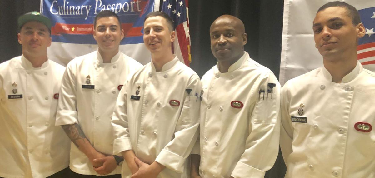 Colorado Springs chefs go whisk-to-whisk for traveling trophy