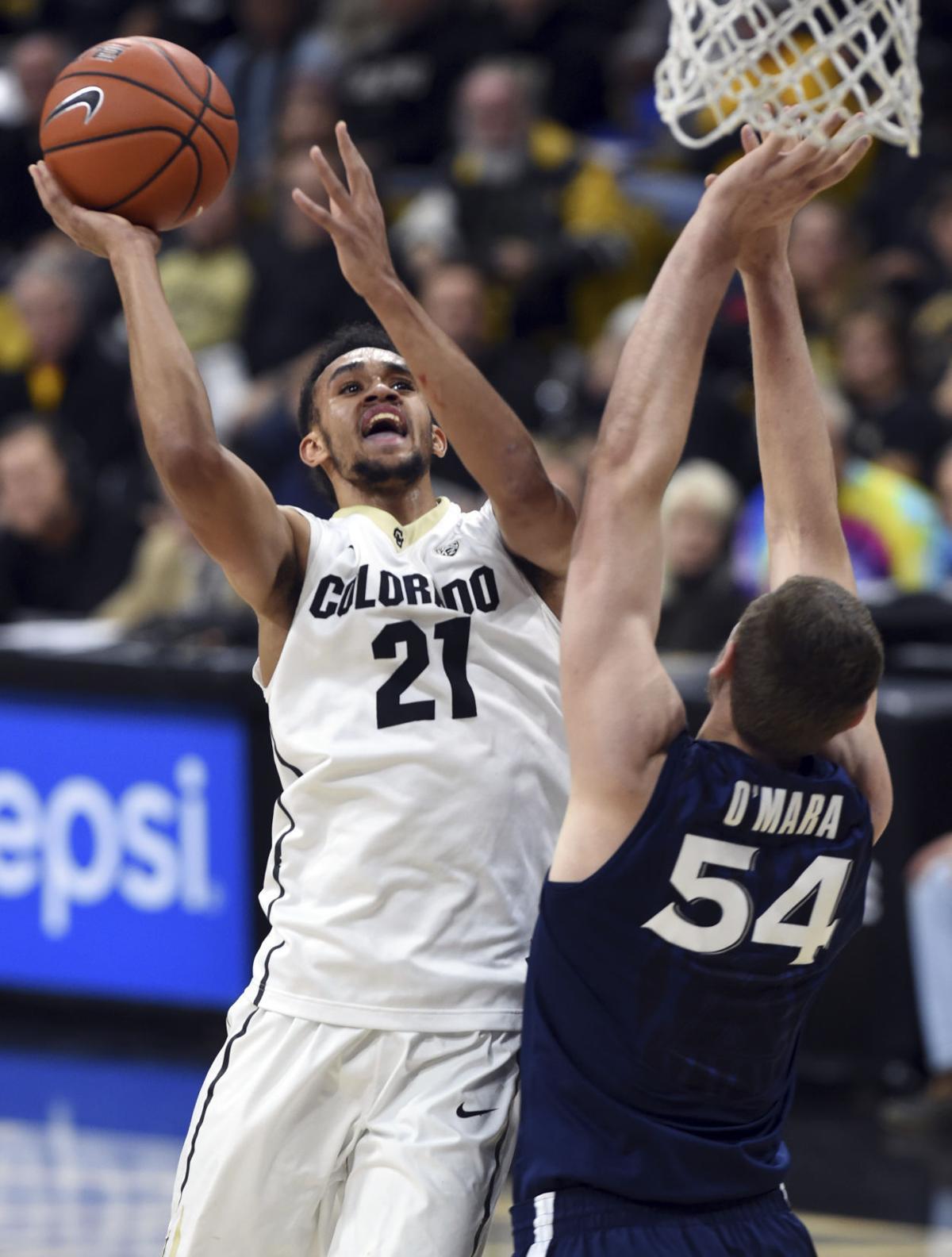Xavier Colorado Basketball