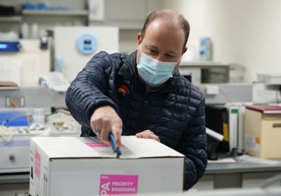 Virus Outbreak Vaccine Denver