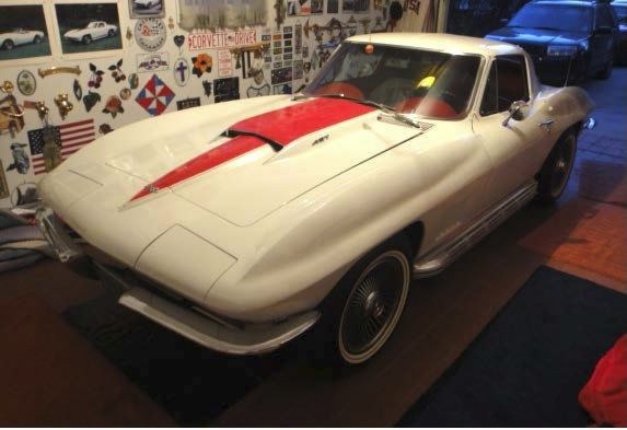 Side Streets: A private man and his '67 Corvette