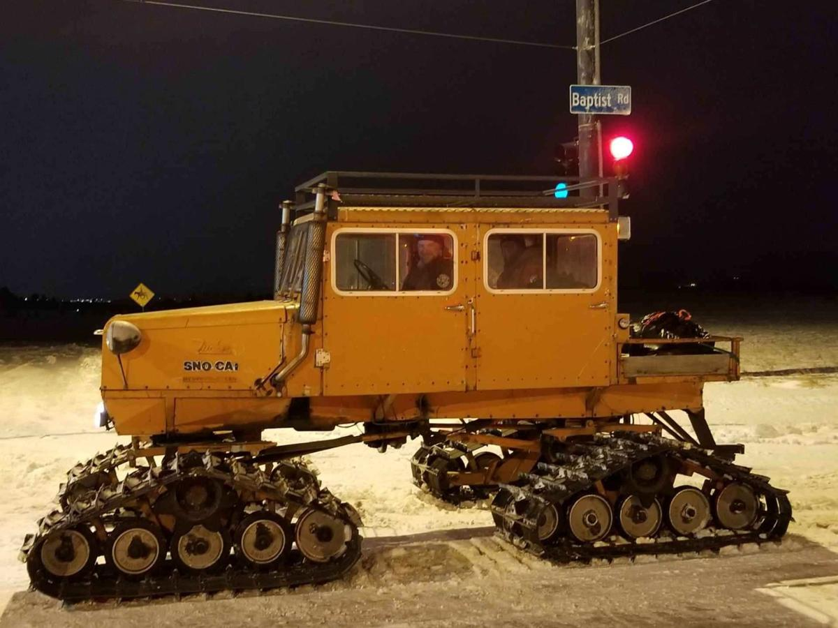 The CPW Sno-Cat