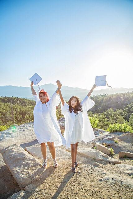 Foster care graduates