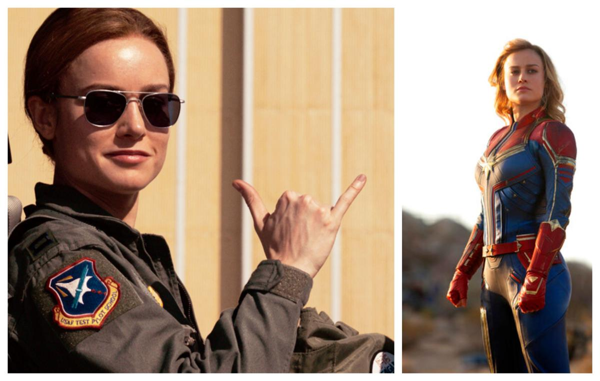 Cadets Watch Air Force Academy Alum Captain Marvel On The Big Screen Colorado Springs News Gazette Com The air force plays a major role in captain marvel, and the service's hollywood liaison office collaborated closely with the directors. air force academy alum captain marvel