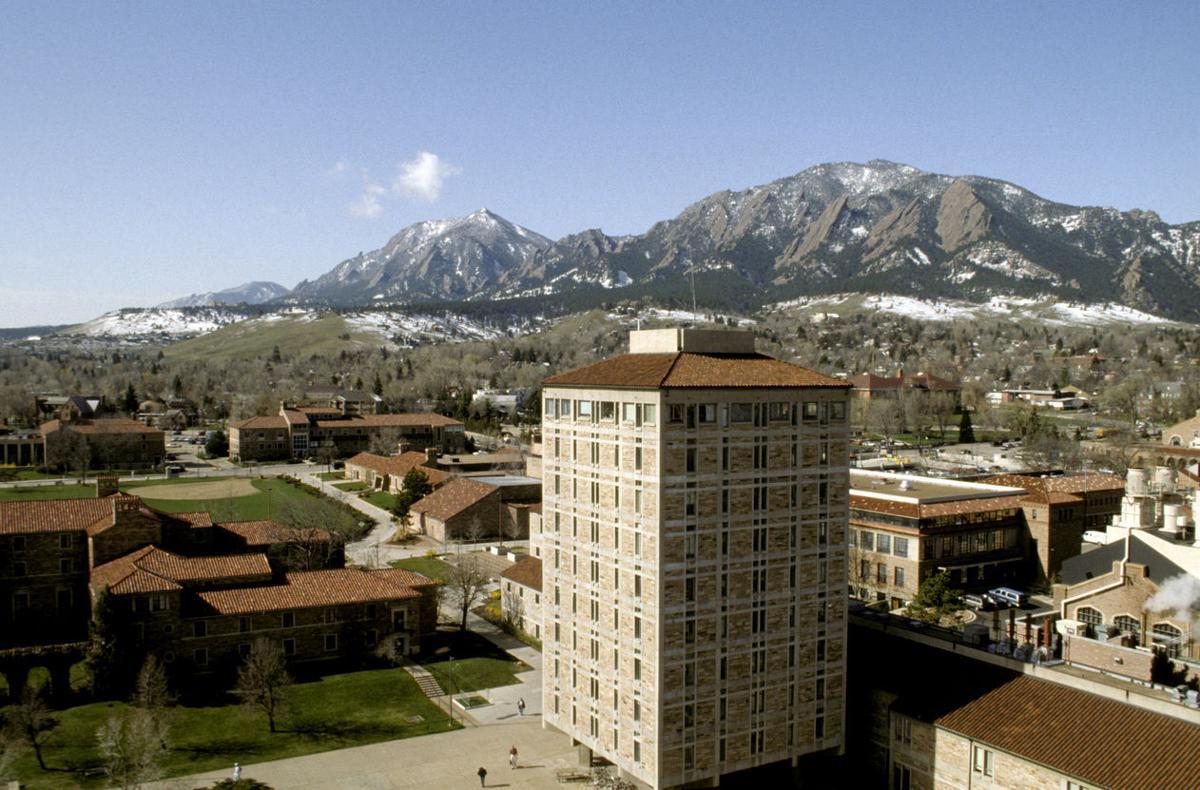 CU Boulder Campus (copy)