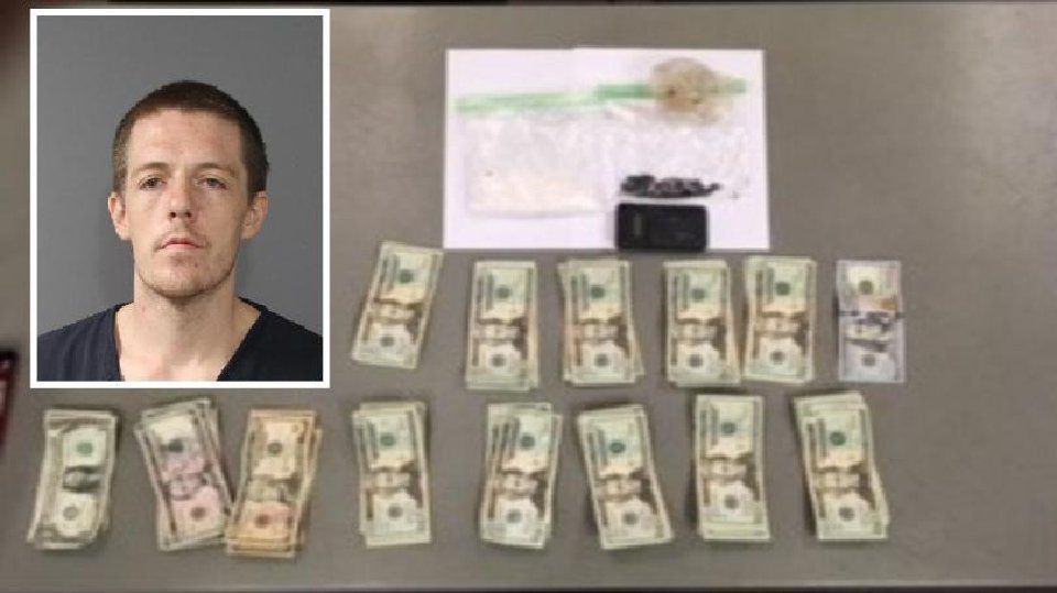 Southern Colorado man arrested, accused of dealing meth, heroin