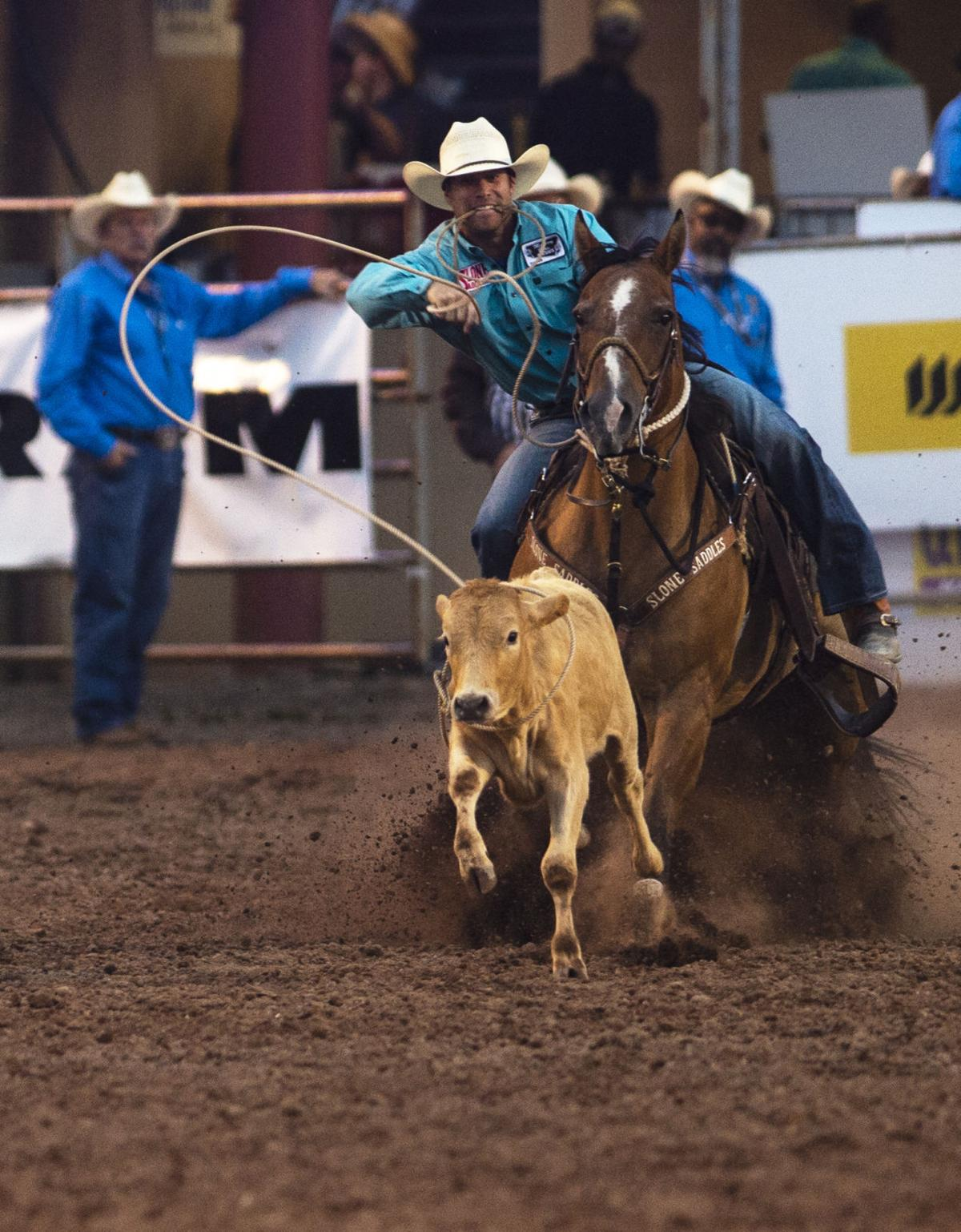 Pikes Peak or Bust Rodeo Day 3 | Multimedia | gazette com