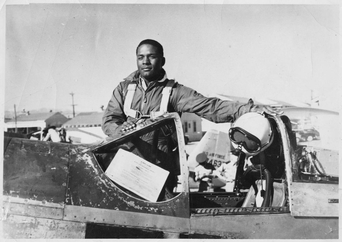 Tuskegee Airman Jame Randal