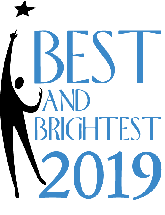 Best and Brightest award 2019 (copy)