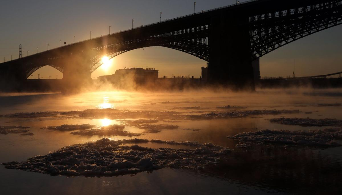 North Dakota town reaches coldest temperature on earth for Jan. 1 ...