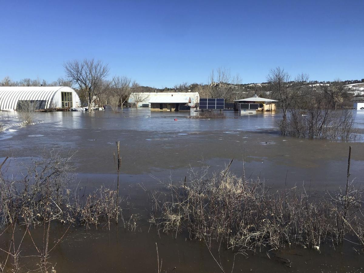 Spring Flooding Midwest