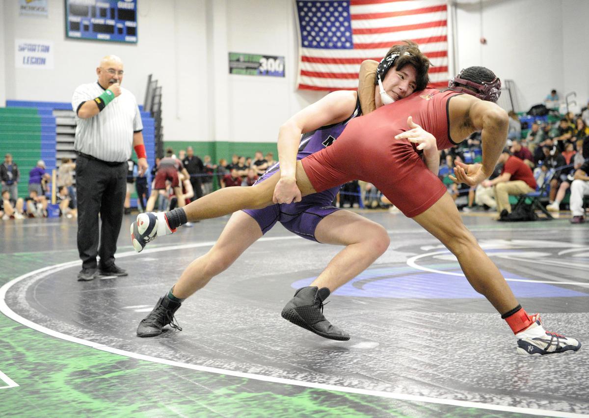 PHOTOS: 2020 Colorado Springs Metro Wrestling Championships