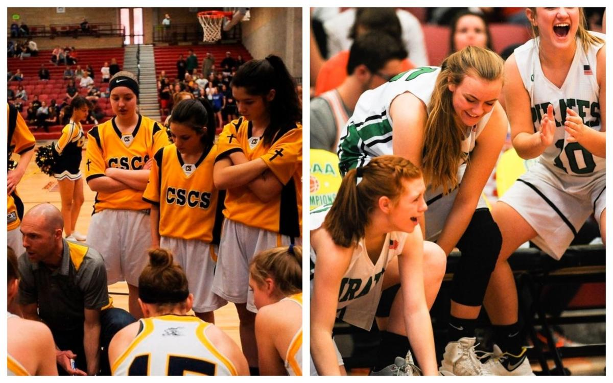 St. Mary's to face area rival CSCS in 3A girls basketball championship