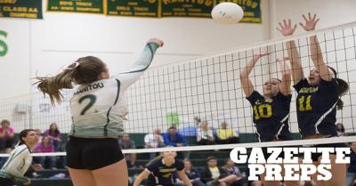 CSCS MANITOU VOLLEYBALL