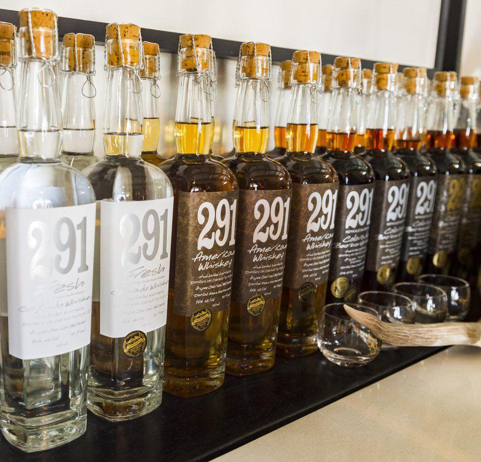 Colorado Springs distillers show off craft spirits for craft cocktails