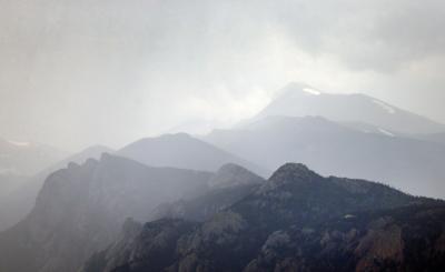 Lightning Danger Rocky Mountain Park