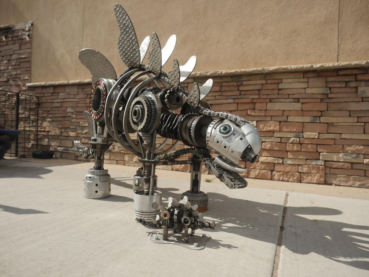 Johnny Stegosaurus