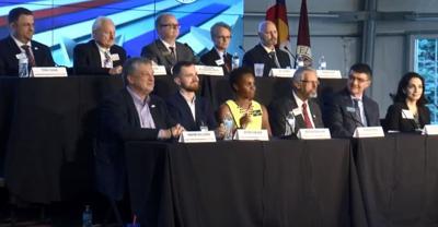 City council candidates forum