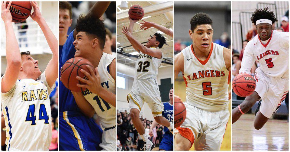 Gazette Preps 2017-18 Class 5A-4A Boys' Basketball All-Stars