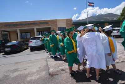 Manitou Springs graduation