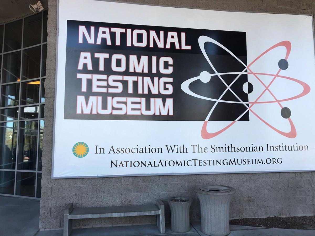 National Atomic Testing Museum Las Vegas