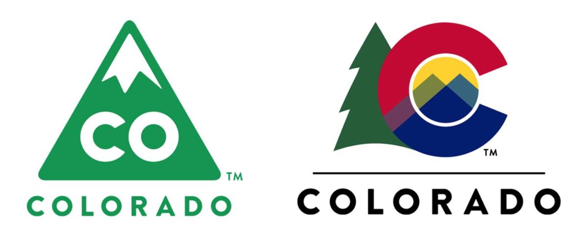 Colorado state logos