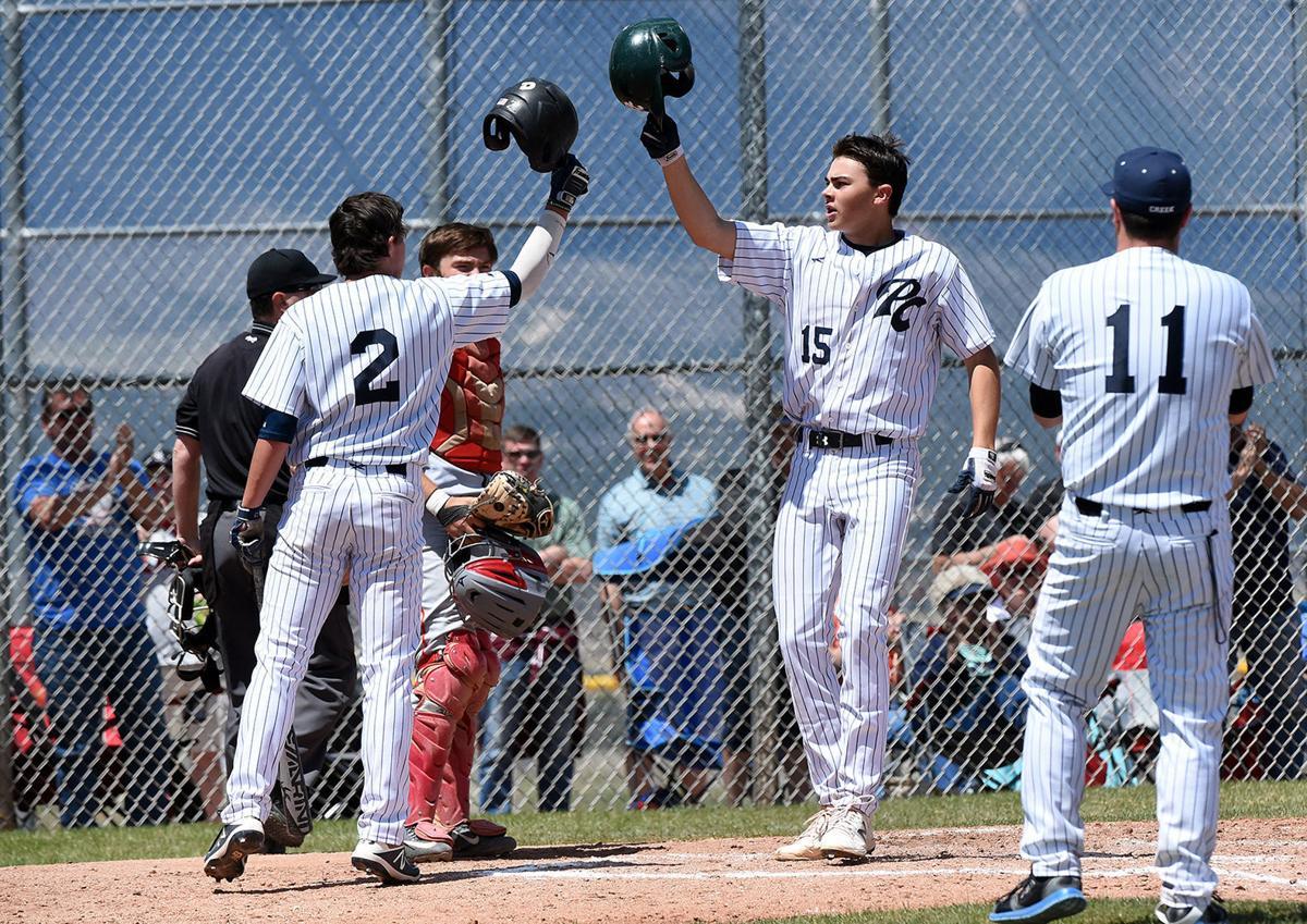 Preps Baseball: Pine Creek Eagles (2) Regis Jesuit Raiders (0)